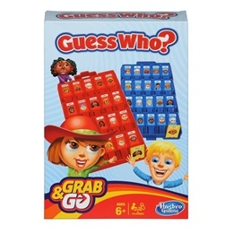 Guess Who Grab & Go (Sv)