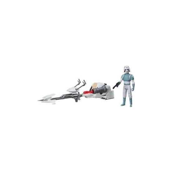 Star Wars, Imperial Speeder & AT-DP Pilot