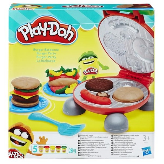 Play-Doh, Burger Set