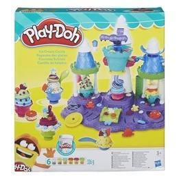 Play Doh, Ice Cream Castle