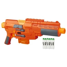 Nerf, Star Wars Rogue One, Sergeant Jyn Erso Deluxe Blaster
