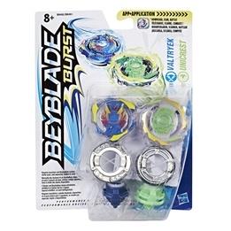 Beyblade, Burst Dual Pack - Valtryek & Unicrest