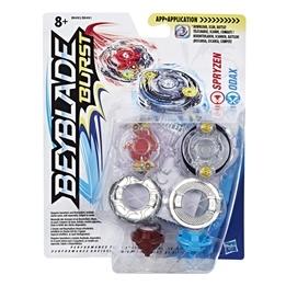 Beyblade, Burst Dual Pack - Spryzen & Odax