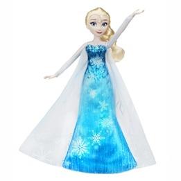 Disney Frozen, Elsa Med Musikalisk Klänning