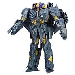 Transformers, Knight Armor Turbo Changer, Megatron
