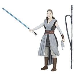 Star Wars, Force Link - Rey Jedi Training 10 cm