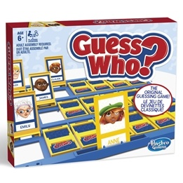 Hasbro, Guess Who?