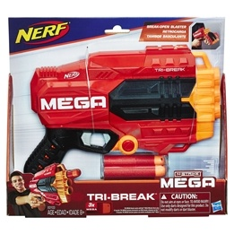 Nerf - Mega Tri Break
