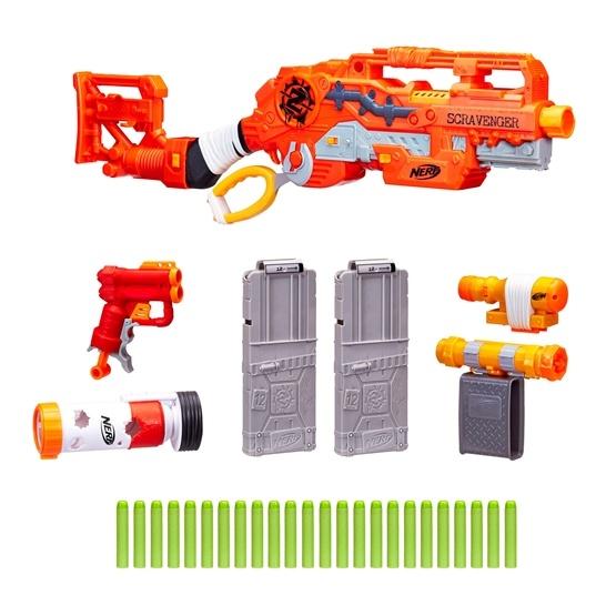Nerf - Zombie Strike Scravenger