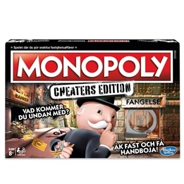 Monopol - Cheaters Edition (Sv)