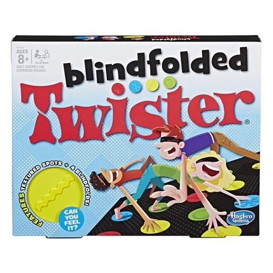 Twister med ögonbindel (Sv)