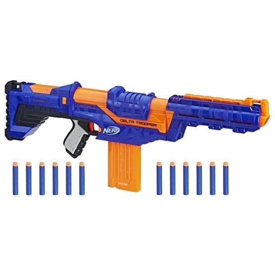 Nerf, N-Strike Elite Delta Trooper