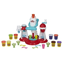 Play-Doh, Kitchen Creations - Glassmaskinen Ultimate Swirl