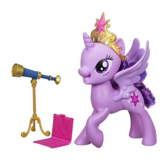 My Little Pony, Twilight Sparkle med ljud