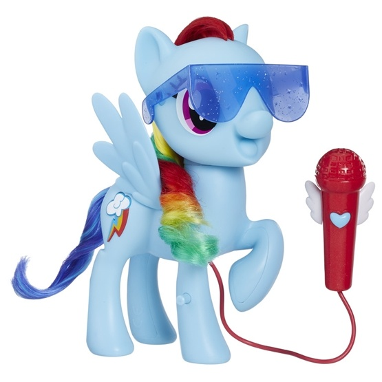 My Little Pony, Sjungande Rainbow Dash