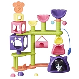 Littlest Pet Shop, Cat Hideaway Playset