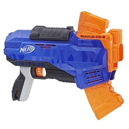 Nerf, N-Strike Elite Rukkus ICS 8