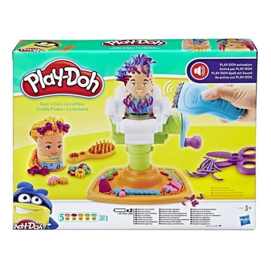 Play-Doh, Buzz 'N Cut Barber Shop Set