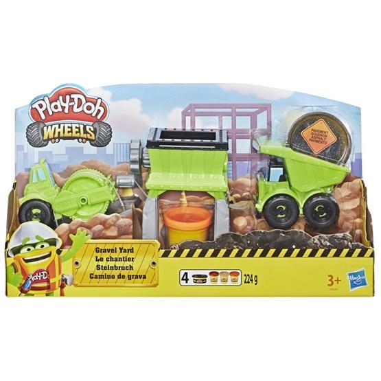 Play-Doh, Wheels - Vägarbete