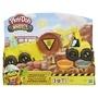 Play-Doh, Wheels - Grävmaskin & hjullastare