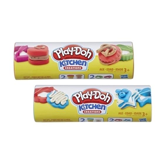 Play-Doh, Kitchen Creations - Kakor & kakformar