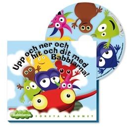 Babblarna, Första Albumet CD