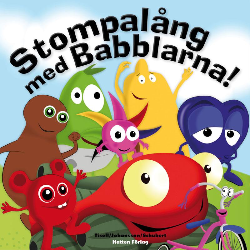 Hatten förlaget Babblarna Stompalong med Babblarna!