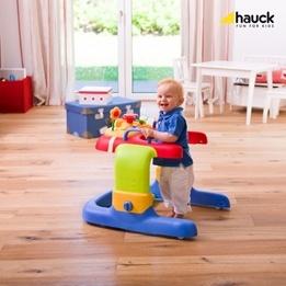 Hauck - Lek & Gåstol 2 In 1 Walker - Dots