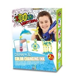 IDO3D, Vertical, Rita i 3D, Color Change, Aktivitetsset
