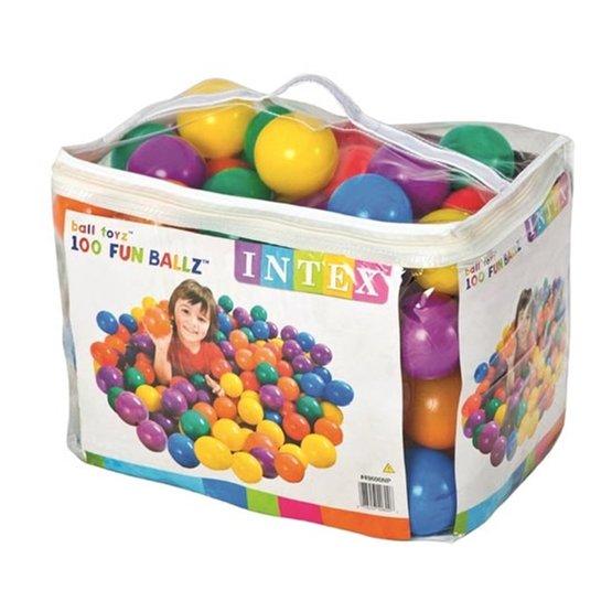 Intex,100 bollar till bollhav