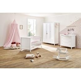 Pinolino - Barnmöbelset - Stor och Bred 3 delar - Hope