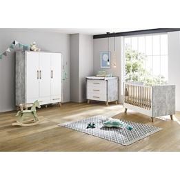 Pinolino - Barnmöbelset - Stor och Bred 3 delar - Apollo