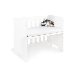 Pinolino - Bedside Crib med Madrass - Little Sky