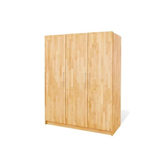 Pinolino - Stor garderob med tre dörrar - Natura