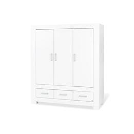 Pinolino - Stor garderob med tre dörrar - Ice