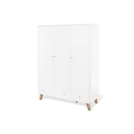 Pinolino - Stor garderob med tre dörrar - Pan
