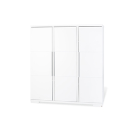 Pinolino - Stor garderob med tre dörrar - Polar