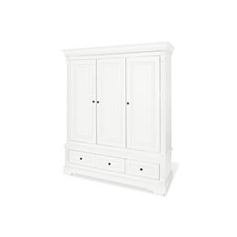 Pinolino - Stor garderob med tre dörrar - Emilia