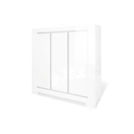 Pinolino - Stor garderob med tre dörrar - Sky