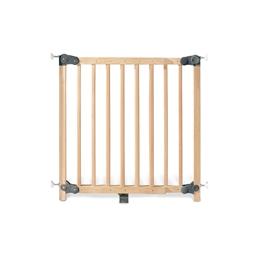 Pinolino - Dörr- och trappgrind - Baby Lock Premium - Bok/lackerad