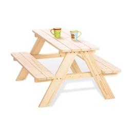 Pinolino - Barnträdgårdsmöbler Set (4 pers) - Nicki