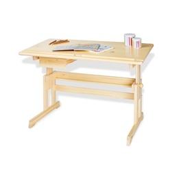Pinolino - Barnskrivbord - Lena/lackerat trä