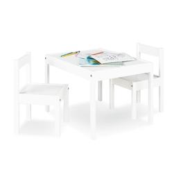 Pinolino - Barnbord och Stolset - Sina/Vit