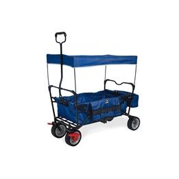 Pinolino - Dragvagn Paxi dlx med broms - Blå