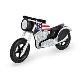 Pinolino - Springmotorcykel - Cooper/Flerfärgad