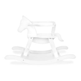 Pinolino - Gunghäst med säkerhetsbygel - Pinolino/Bok/Vit