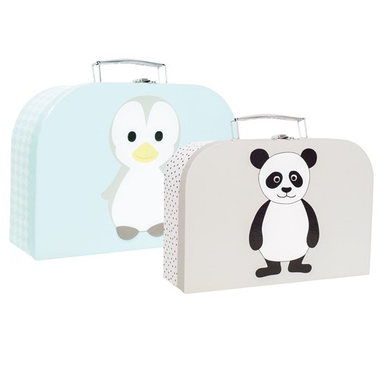 Jabadabado, Pappväska pingvin & panda