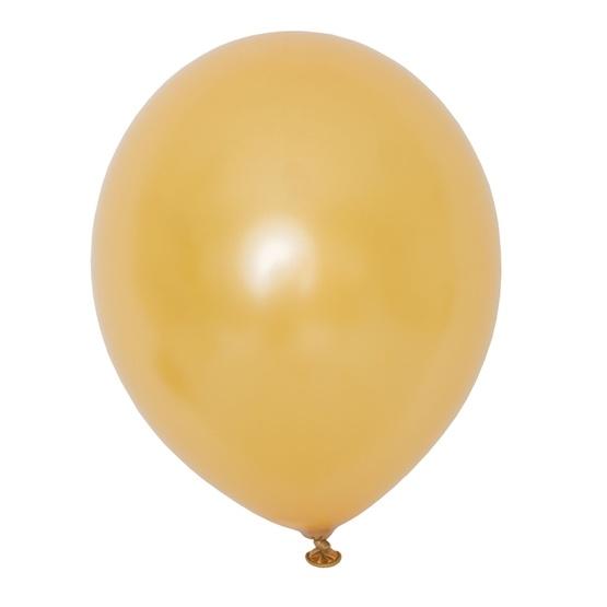 JaBaDaBaDo, Ballonger svart, vit & guld 9-pack