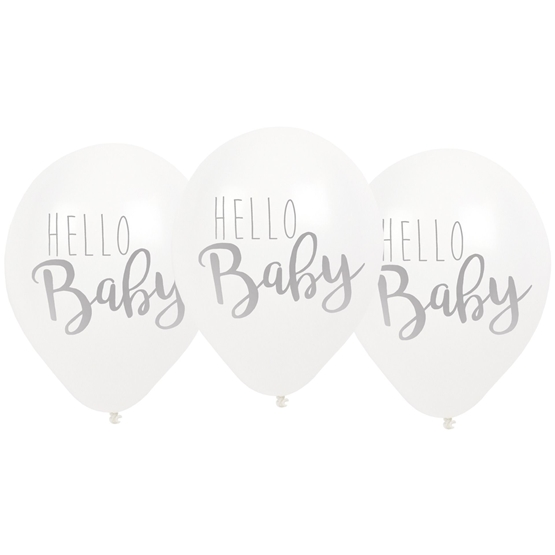 JaBaDaBaDo, Ballonger hello baby vit