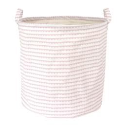 Jabadabado, Förvaringskorg 40x40 cm rosa